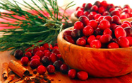 Spiced Cranberry